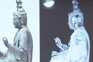 Cổ vật ẩn giấu trong tượng cổ