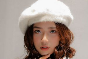 Hoài Khánh - nữ sinh 9X sở hữu vẻ đẹp lai Nhật 'gây sốt' cư dân mạng