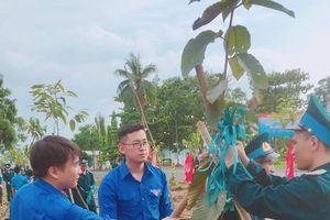 Tuổi trẻ VNPT trên địa bàn Đồng Nai tham gia thực hiện công trình 'Vườn cây thanh niên'