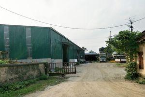 'Nhức nhối' việc dựng nhà xưởng nghìn m2 không phép tại phường Đồng Mai - Hà Đông