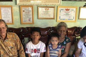 Cô gái Banar giành lấy sự sống cho những đứa trẻ từ hủ tục chôn theo mẹ