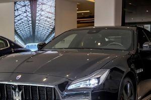 Maserati Quattroporte Nerissimo - 'Hàng thửa' của dân chơi thế giới về Việt Nam