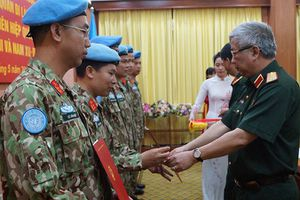 Sứ giả hòa bình đến từ Việt Nam