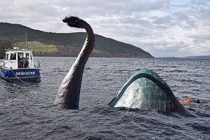Xét nghiệm AND để xác định sự tồn tại của quái vật hồ Lock Ness