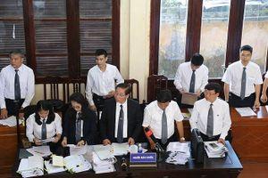 Luật sư của bệnh viện Hòa Bình đề nghị khởi tố giám đốc Cty Thiên Sơn