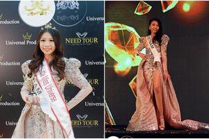 Mẹ Lan Vy - tân Hoa hậu Hoàn vũ nhí bật mí bí quyết giúp cô con gái mới 13 tuổi nhưng đã cao 1m72
