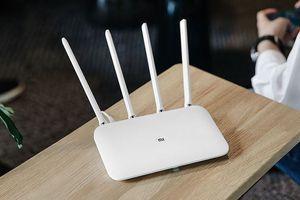Mi Router 4 ra mắt: nâng cấp CPU, kết nối 128 thiết bị, giá 31 USD