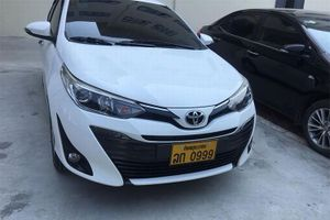 Cận cảnh Toyota Vios 2018 bất ngờ xuất hiện tại Việt Nam