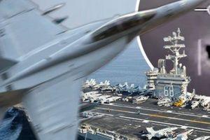 UFO bí ẩn khiến cả đội tàu sân bay hạt nhân Mỹ hốt hoảng