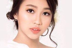 Hoa hậu Hoàn vũ nhí Ngọc Lan Vy: 'Chắc khóc nhiều nên... hơi xấu'