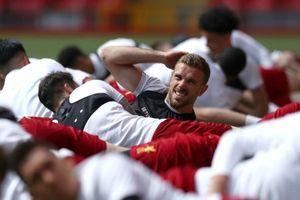 Liverpool công bố đội hình sang sang Kiev dự Chung kết Champions League