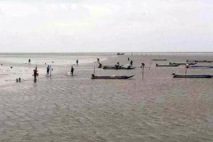 Để biển Khai Long không còn 'dậy sóng' khi vào mùa khai thác nghêu giống