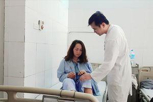 Nạn nhân vụ lật tàu tại Thanh Hóa: Không biết chồng và mình bay ra khỏi tàu bằng cách nào
