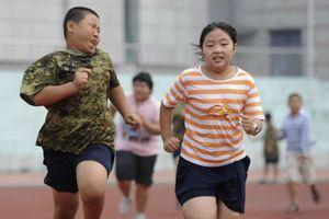 Trại hè giảm béo cho trẻ em Trung Quốc