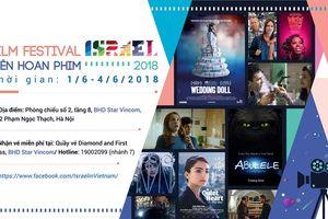 Thưởng thức điện ảnh miễn phí trong Liên hoan phim Israel 2018