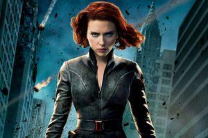 Phim riêng của Black Widow có thể bấm máy vào năm sau