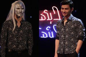 Người mẫu Phương Nam đeo mặt nạ đi tìm 'nửa còn lại'