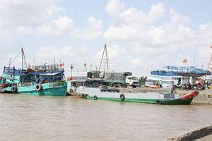 Cuối năm 2018 hoàn thành quy hoạch tổng thể cảng Trần Đề