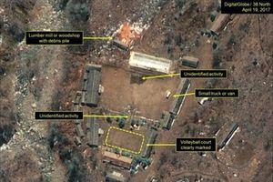 Triều Tiên phá hủy khu thử hạt nhân