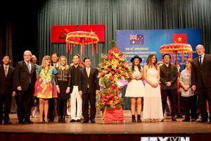 Kỷ niệm 45 năm thiết lập quan hệ ngoại giao Việt Nam-Australia