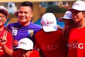 Trận đấu đặc biệt: U23 Việt Nam so tài với 100 cầu thủ nhí