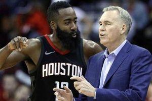 Chỉ đánh 7 người, Houston Rockets vẫn hạ đo ván Golden State Warriors