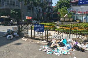 TP. Phúc Yên: Rác thải ùn ứ ngập 'bộ mặt' đô thị…