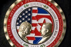 Đổ xô mua đồng xu lưu niệm thượng đỉnh Mỹ-Triều