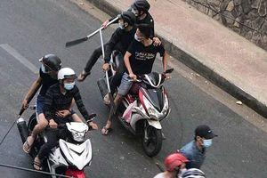 Bắt giam 5 người trong vụ hỗn chiến kinh hoàng ở Sài Gòn