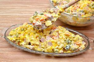 Thanh mát giải ngấy - Salad Nga ngon chuẩn đúng điệu
