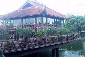 Khu du lịch Sinh thái Lộc Vừng, Đông Anh – Hà Nội: Từ vùng đất thùng vũng và khói lò thành điểm đến trong lành
