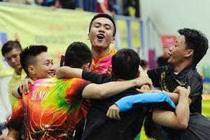 Hà Nội và TP Hồ Chí Minh lên ngôi ở nội dung đồng đội