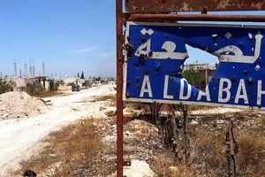 Chiến sự Syria: Tên lửa lạ tấn công sân bay quân sự Dabaa