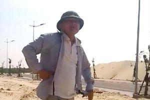 Đình chỉ công tác 15 ngày Phó GĐ Trung tâm quỹ đất huyện dọa bắn cán bộ xã