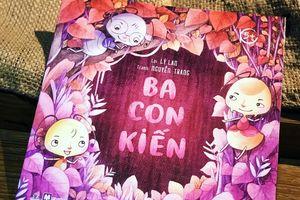 Ra mắt sách tranh thuần Việt dành cho trẻ nhỏ