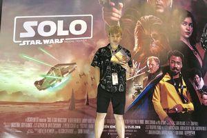 Chàng nhiếp ảnh nổi tiếng Đặng Vũ Hiệp review phim Solo: Star Wars Ngoại Truyện