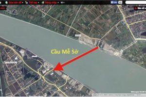 Hà Nội sắp có cầu vượt sông Hồng trị giá gần 4.900 tỷ