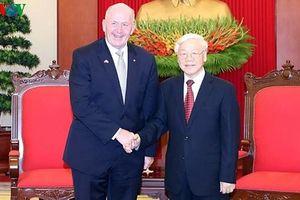 Việt Nam-Australia: Gắn kết, hữu nghị và thúc đẩy hợp tác