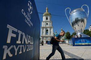 Trận chung kết Champions League có thể gián đoạn vì tấn công mạng