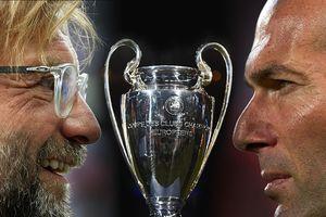 Liverpool đại chiến Real: Klopp dùng 'bài tủ' để thắng Zidane?