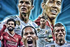 Link xem trực tiếp Real Madrid vs Liverpool