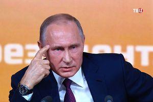 Tổng thống Putin: Tên lửa bắn rơi MH17 không thuộc Nga