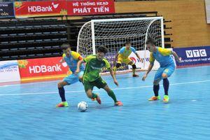 Futsal HDBank VĐQG 2018: Sanatech Sanest Khánh Hòa, Hoàng Thư Đà Nẵng thắng derby