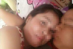 Kỷ luật trung tá 'nằm nghỉ mệt' với phụ nữ trên giường