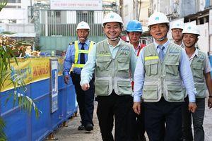 Cty CP Tập đoàn Xây dựng Hòa Bình: Vững bước trên con đường chinh phục thị trường quốc tế