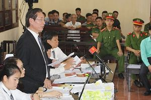 Luật sư đề nghị HĐXX tuyên bị cáo Hoàng Công Lương vô tội