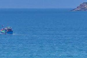 Ngư dân mất tích bí ẩn trên tàu nổ máy tại vùng biển Phú Yên