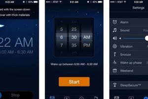 Tải ngay ứng dụng này nếu bạn bị mất ngủ thường xuyên