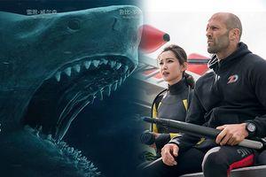 Jason Statham phải bơi với cá mập thật để hiểu nỗi sợ hãi trước khi quay phim 'The Meg'