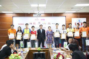 Nhóm sinh viên nhận giải quán quân ý tưởng kinh doanh độc, lạ